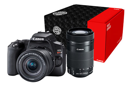 Câmera EOS SL3